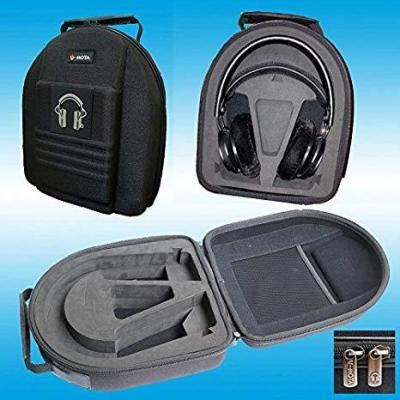 V-mota TDC auriculares maleta Carry Case Boxs para AKG K612 PRO K712 Pro K701 K702 K702 Q701 K812pro K60 y Sony mdr-z7 y phinps Fidelio X1 X2 shp9000 auriculares