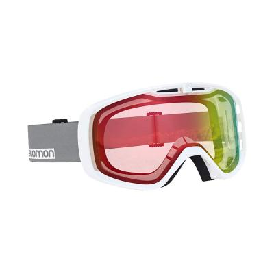 SALOMON Aksium Access esqu/í Unisex Tiempo Variable Intercambiable Lente Naranja con Efecto Flash Sistema Airflow Adulto Compatible con Gafas de Vista